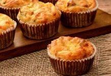 Muffin al formaggio