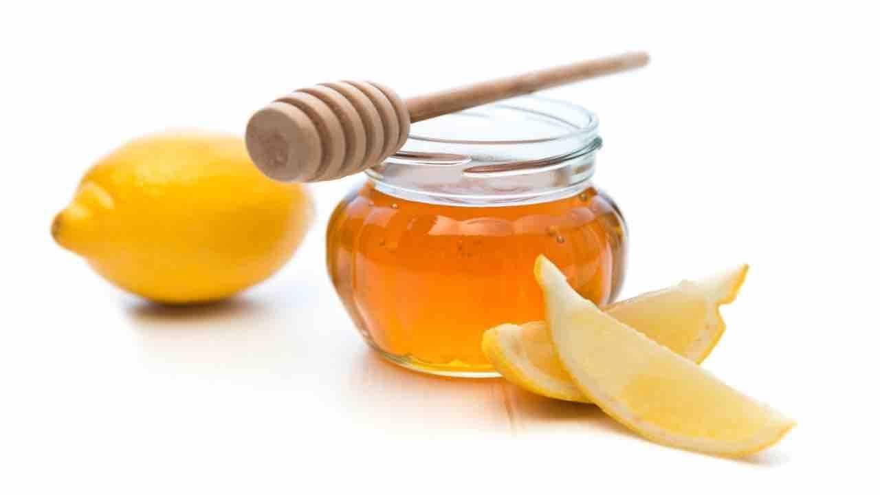 Miele e limone un naturale connubio dimagrante