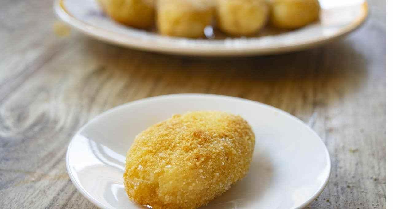 Polpette di Patate alla Siciliana