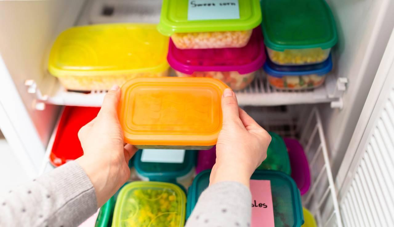 Come congelare i cibi rischi alla salute e come evitarli - ricettasprint