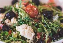 Feta con verdure in padella - ricettasprint