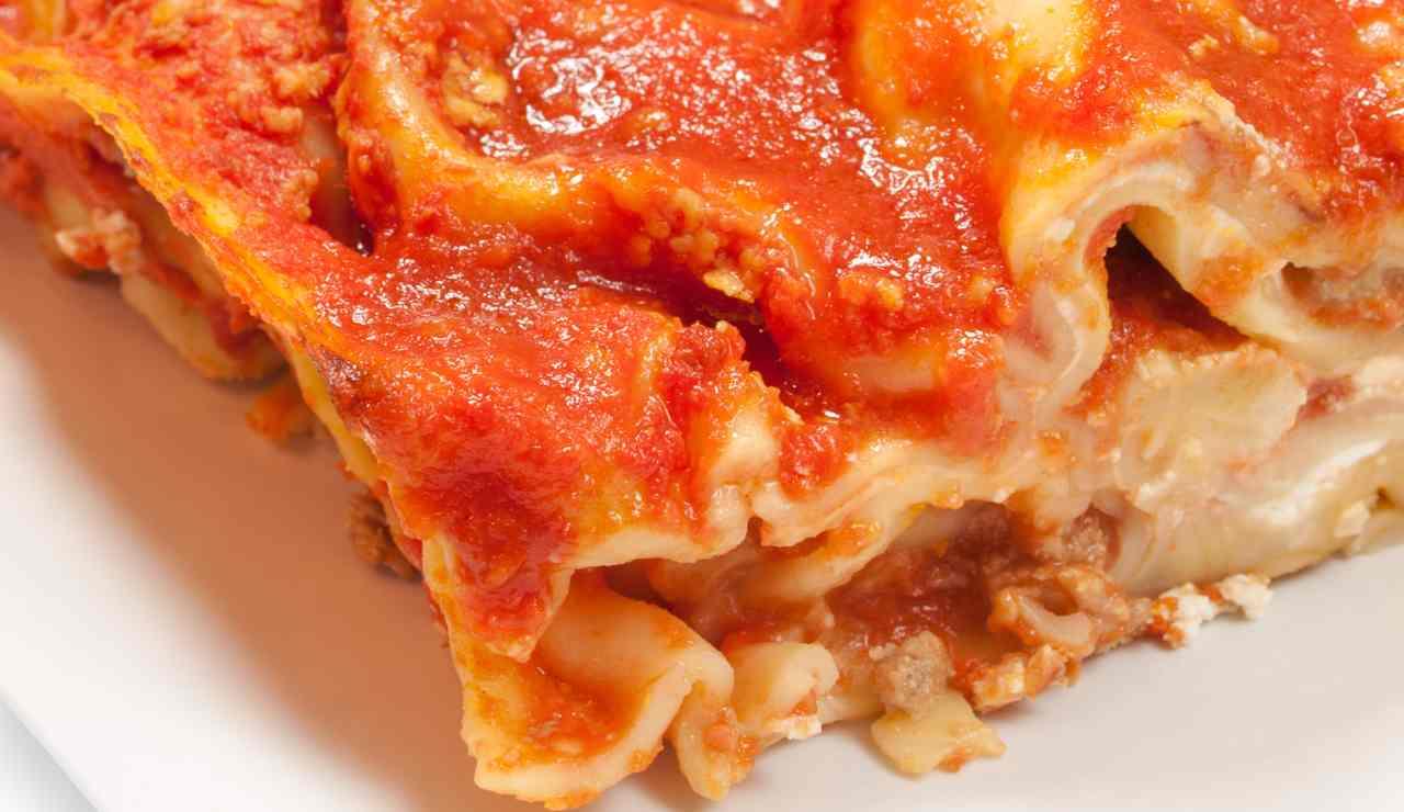 Lasagne di Carnevale con polpette - ricettasprint