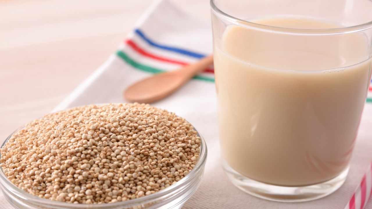 Latte di quinoa