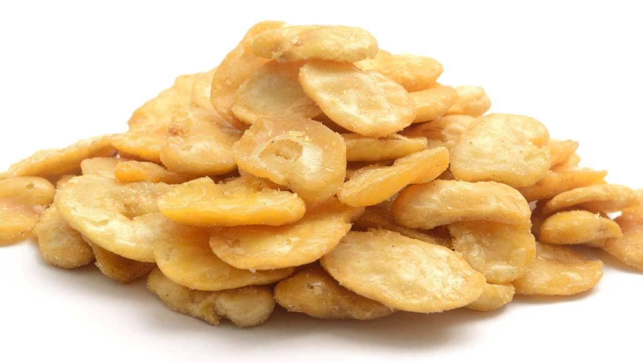 Patatine soffiate al microonde - ricettasprint