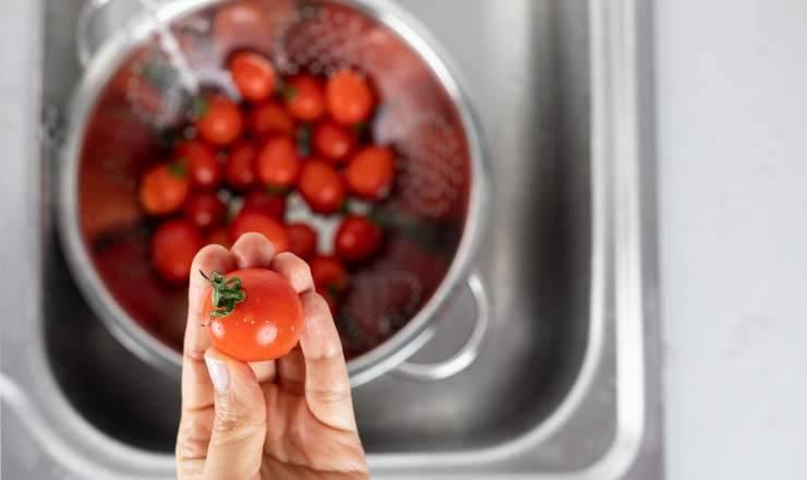 Spigola con verdure miste - ricettasprint