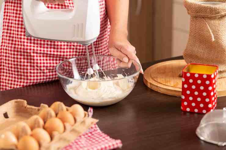 Base per crostata morbida ricettasprint