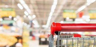 supermercato disposizioni
