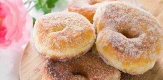 Ciambelle di Patate Fritte