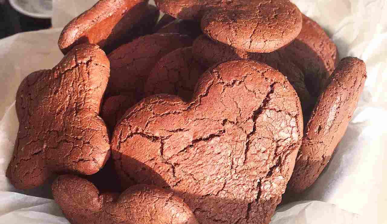 pasta frolla all'olio al cacao - ricettasprint