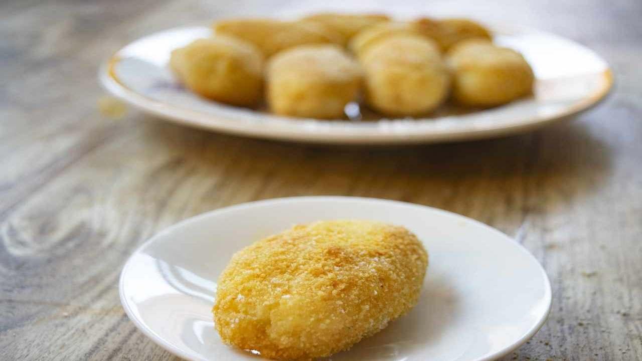 Polpette di Pesce Spada e Patate ricetta