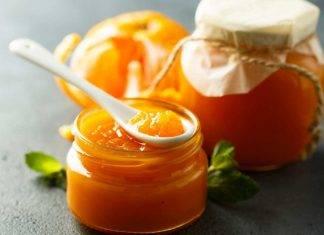 Crema all'arancia con burro