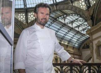 Carlo Cracco invita tutti appuntamento per il tè FOTO - ricettasprint