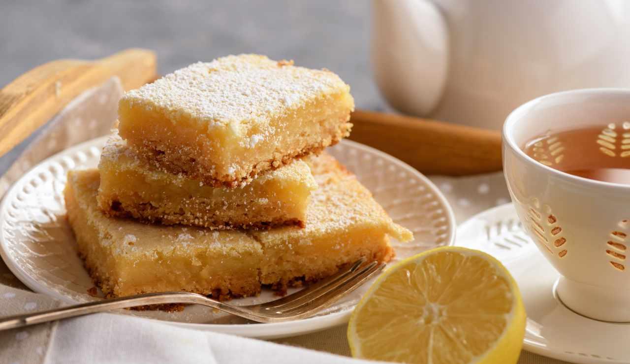 Torta furbissima limone e cocco - ricettasprint