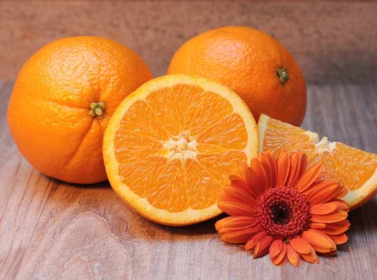 Crostata con crema all'arancia- ricettasprint