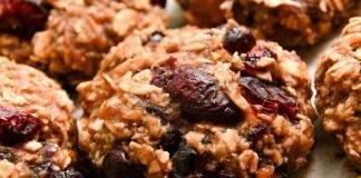 biscotti light veloci 3 ingredienti - ricettasprint