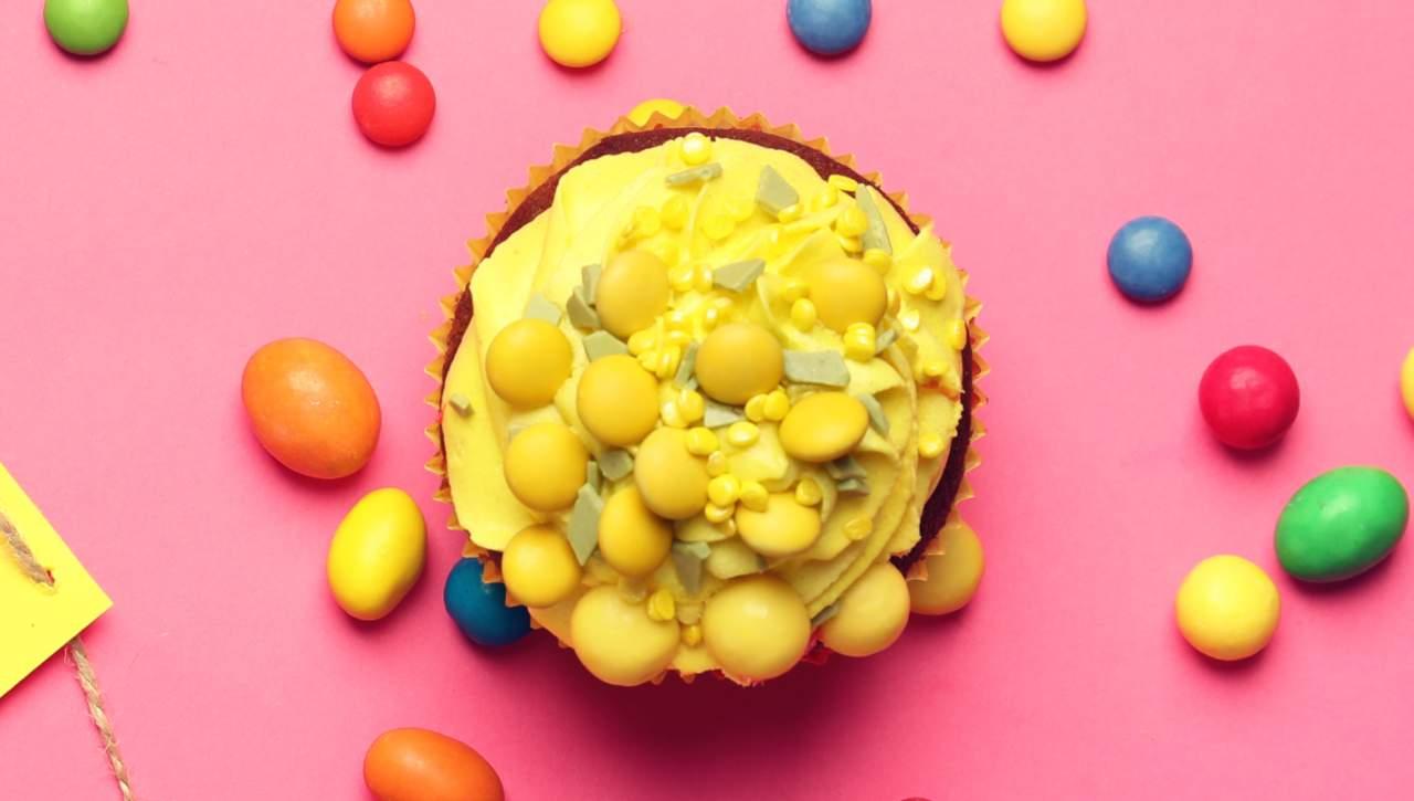 cupcake mimosa - ricettasprint
