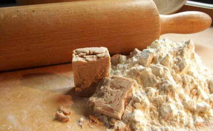 calzone con cipollotto e pecorino - ricettasprint