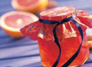 marmellata di pompelmo rosa - ricettasprint