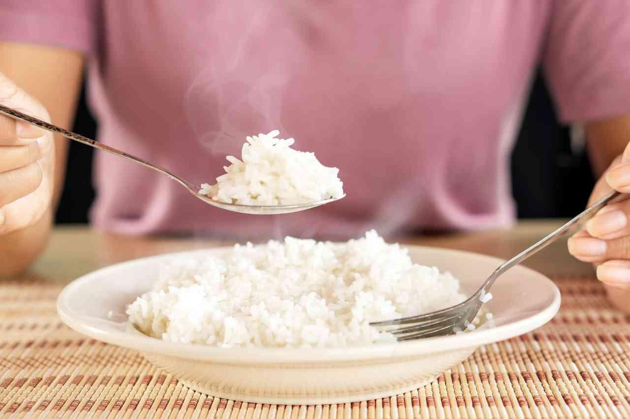 mangiare riso fa ingrassare