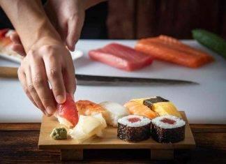 sushi parassita