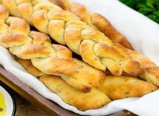 torcetti di pane al burro ricettasprint