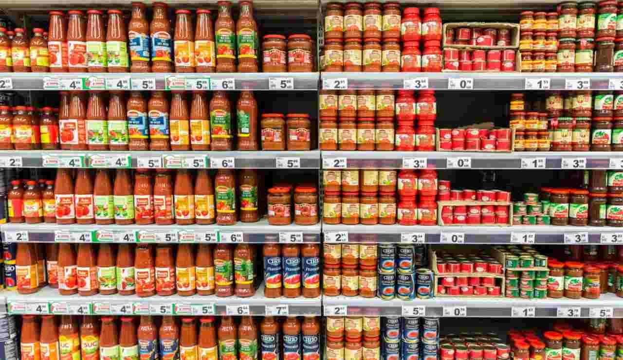 Allarme botulino attenzione alle conserve - ricettasprint