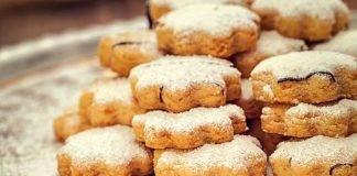 Biscotti senza zucchero e uova - ricettasprint