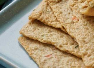 Sfoglie di pane croccanti alle erbe - ricettasprint