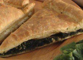 Torta salata vegana alle erbe ed olive - ricettasprint