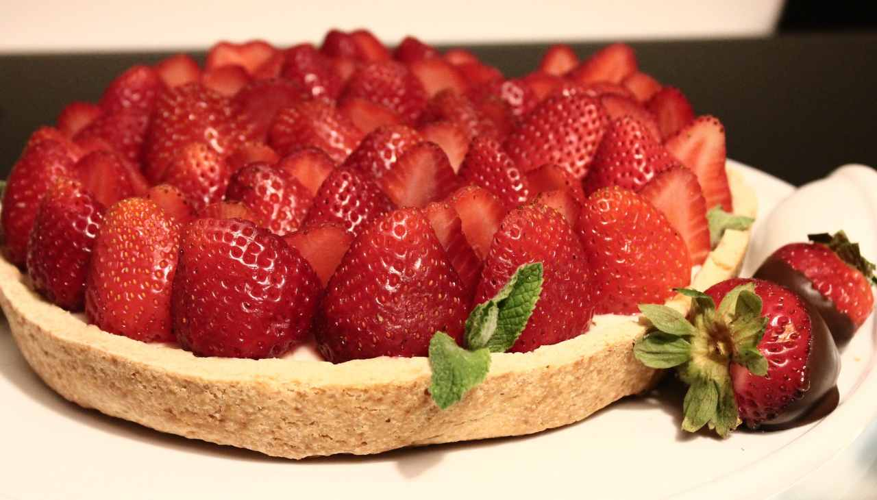 Base per torta senza grassi - ricettasprint