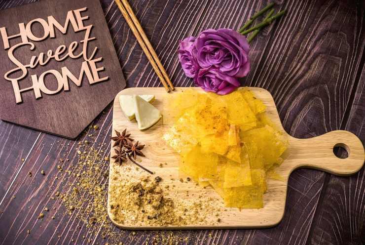 involtini di granchio e verdure - ricettasprint