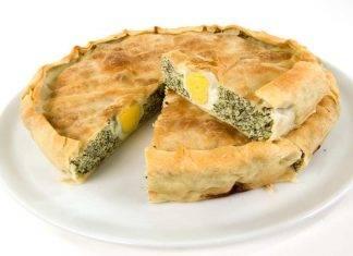 torta pasqualina alla genovese - ricettasprint