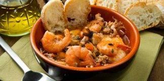 Zuppa di pesce del Venerdì Santo - ricettasprint