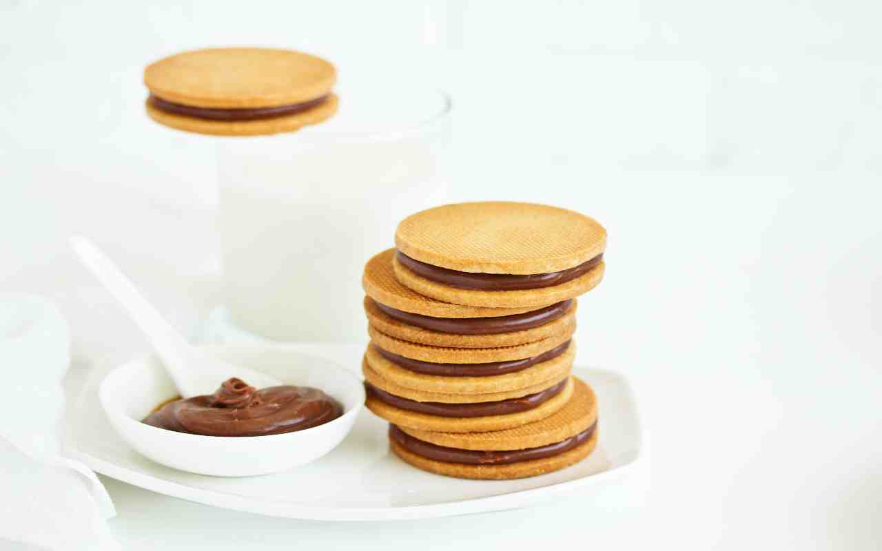 Biscotti baiocchi FOTO ricettasprint