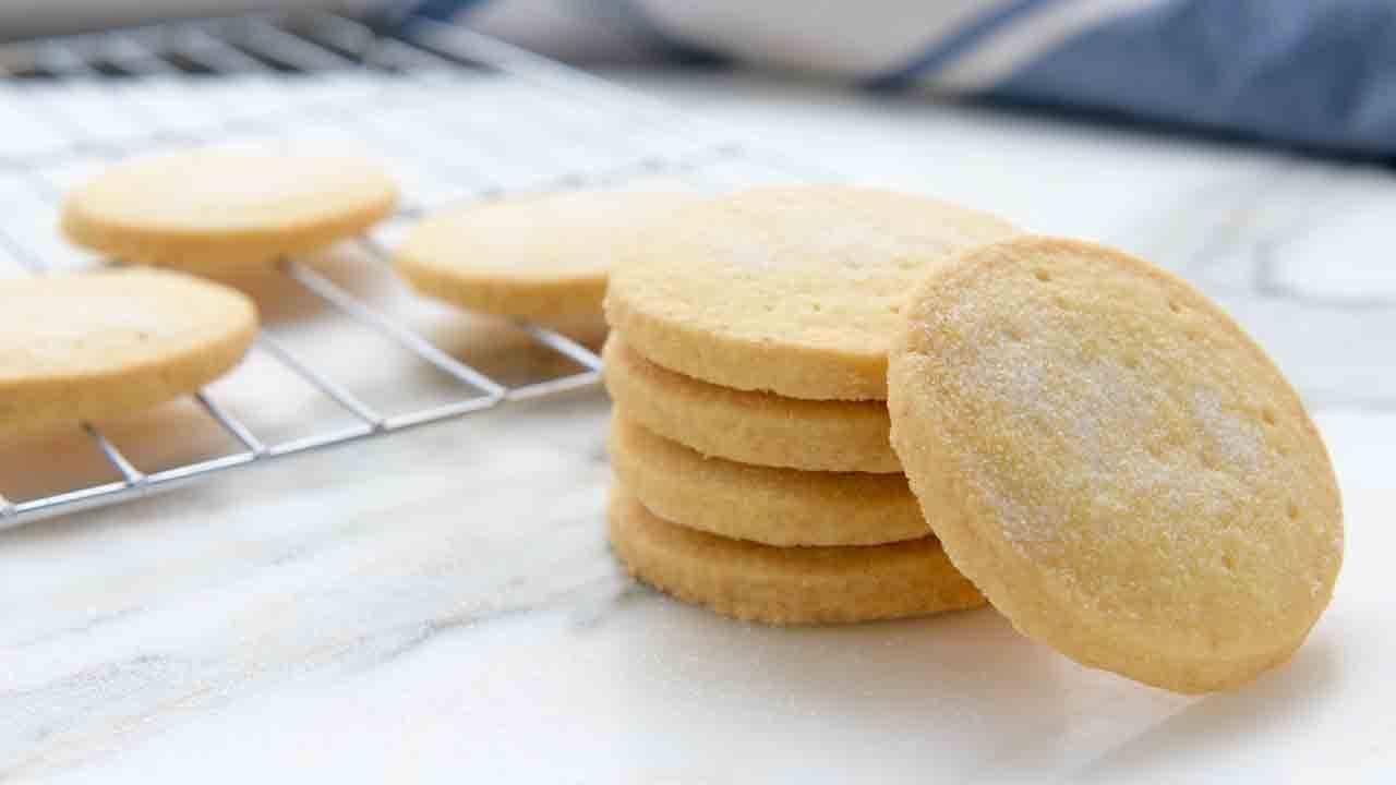 Biscotto senza zucchero col Bimby