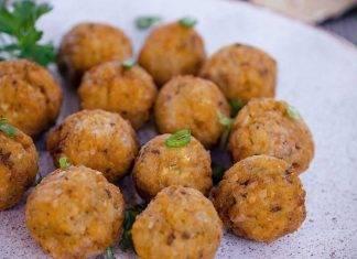 Falafel di carote speziati - ricettasprint