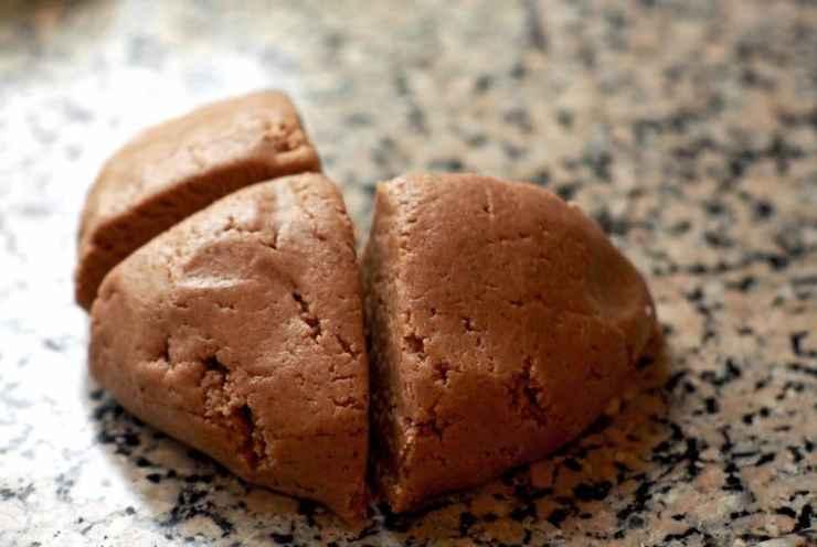 Impasto per i biscotti Pan di stelle FOTO ricettasprint