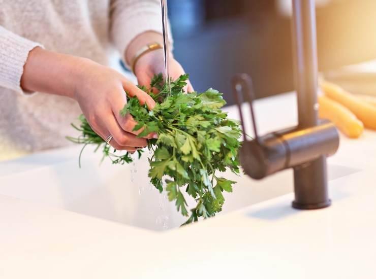 Involtini alla messinese con insalata mista - ricettasprint