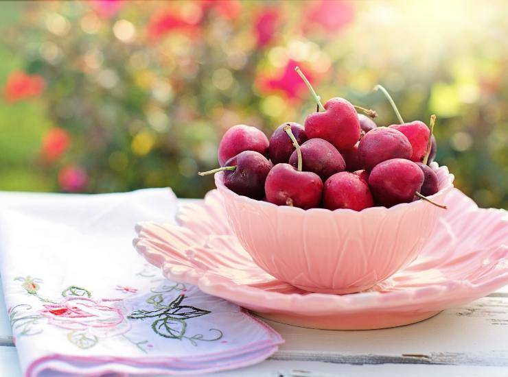 Liquore di ciliegie - ricettasprint
