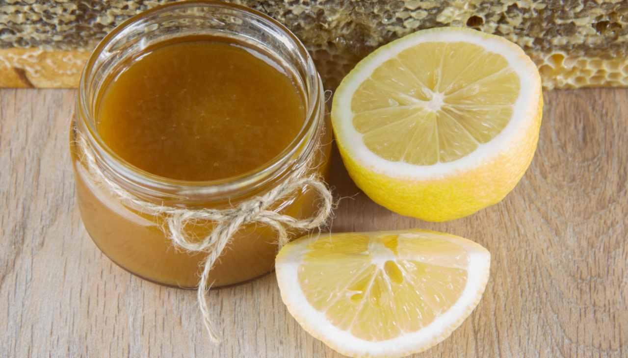 Marmellata di limone con miele - ricettasprint