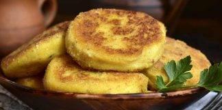 Medaglioni di patate e carciofi - ricettasprint