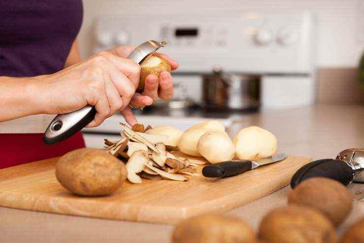 Minestrina con zucchine