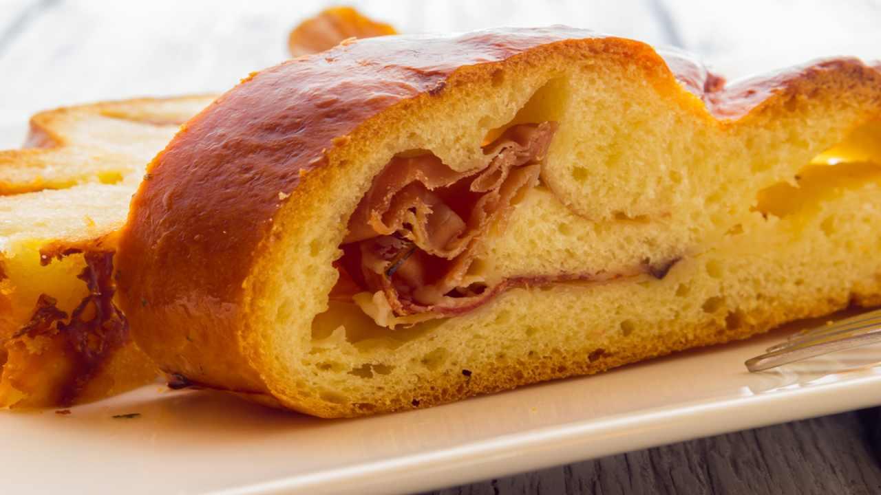 Pan brioche ripieno sofficissimo