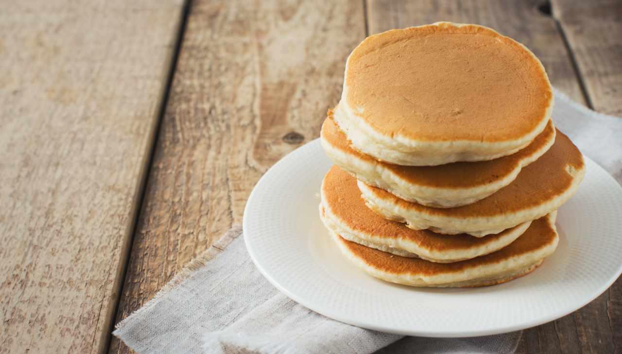 Pancakes salati - ricettasprint