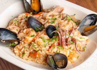 Risotto all'Istriana