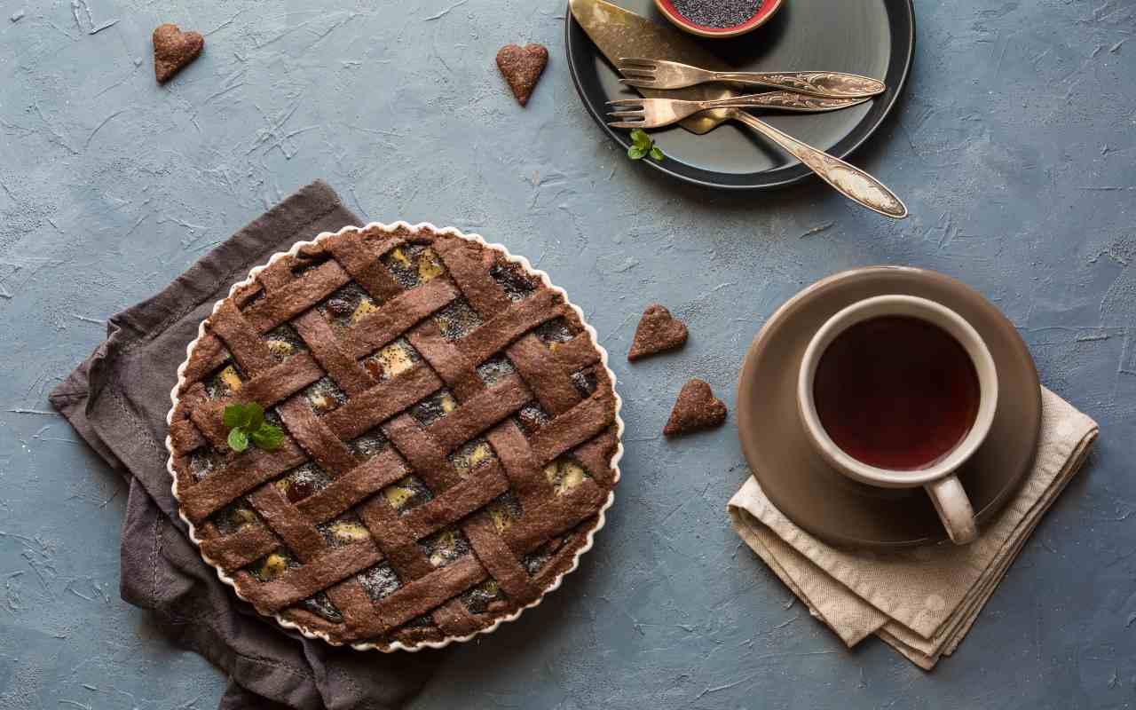 Torta crostata del nonno FOTO ricettasprint