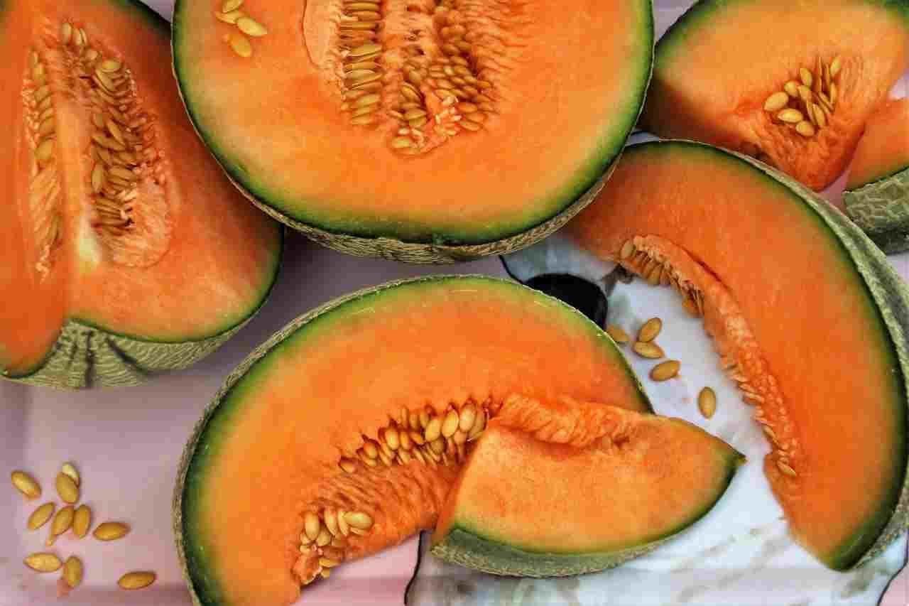 melone calorie