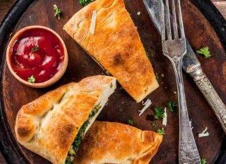 parigina ricotta e spinaci ricettasprint