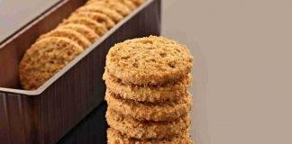 Biscotti al miele integrali FOTO ricettasprint