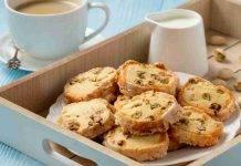 Biscotti di frolla morbidi al pistacchio FOTO ricettasprint